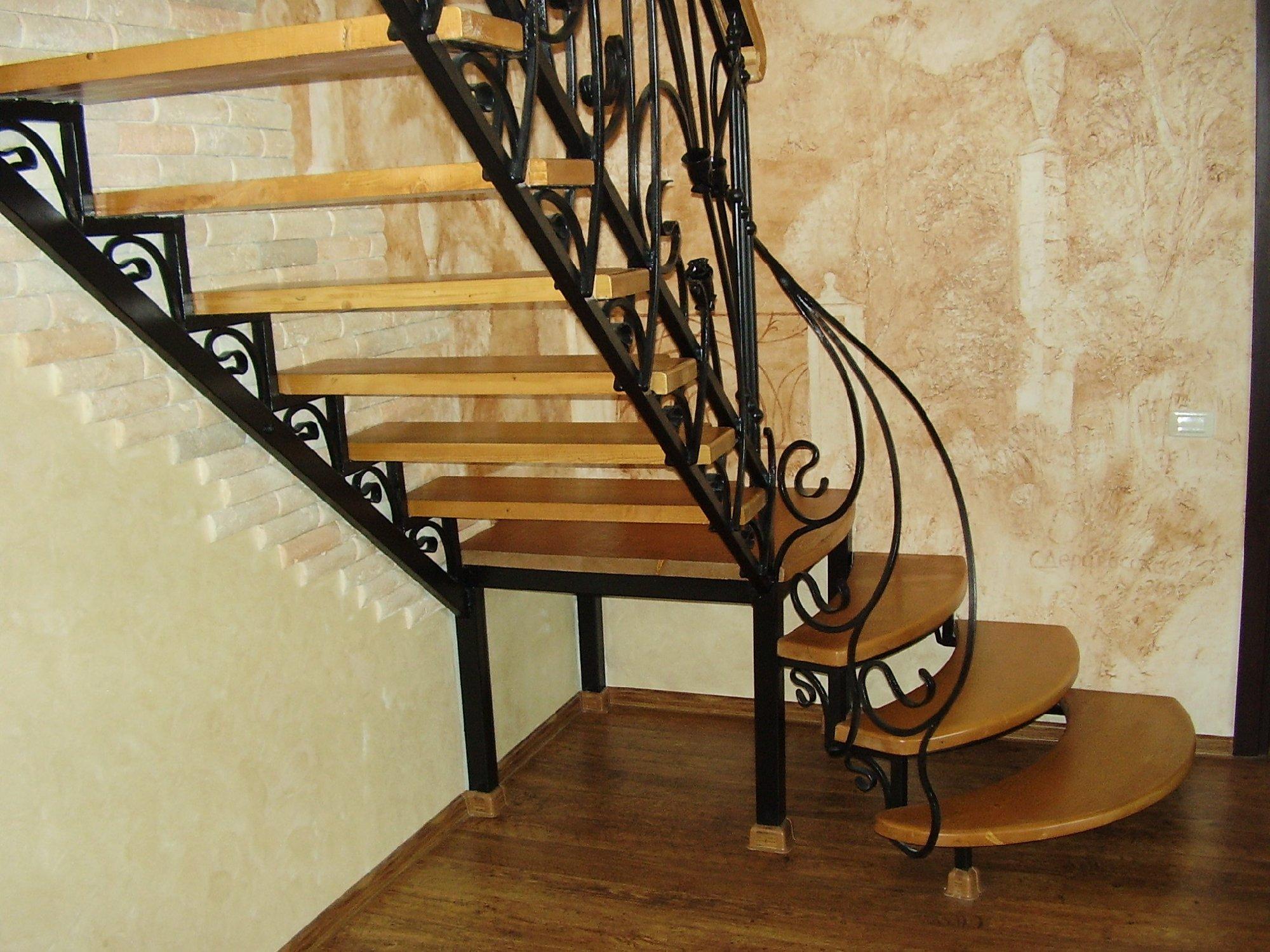 Железные лестницы фото